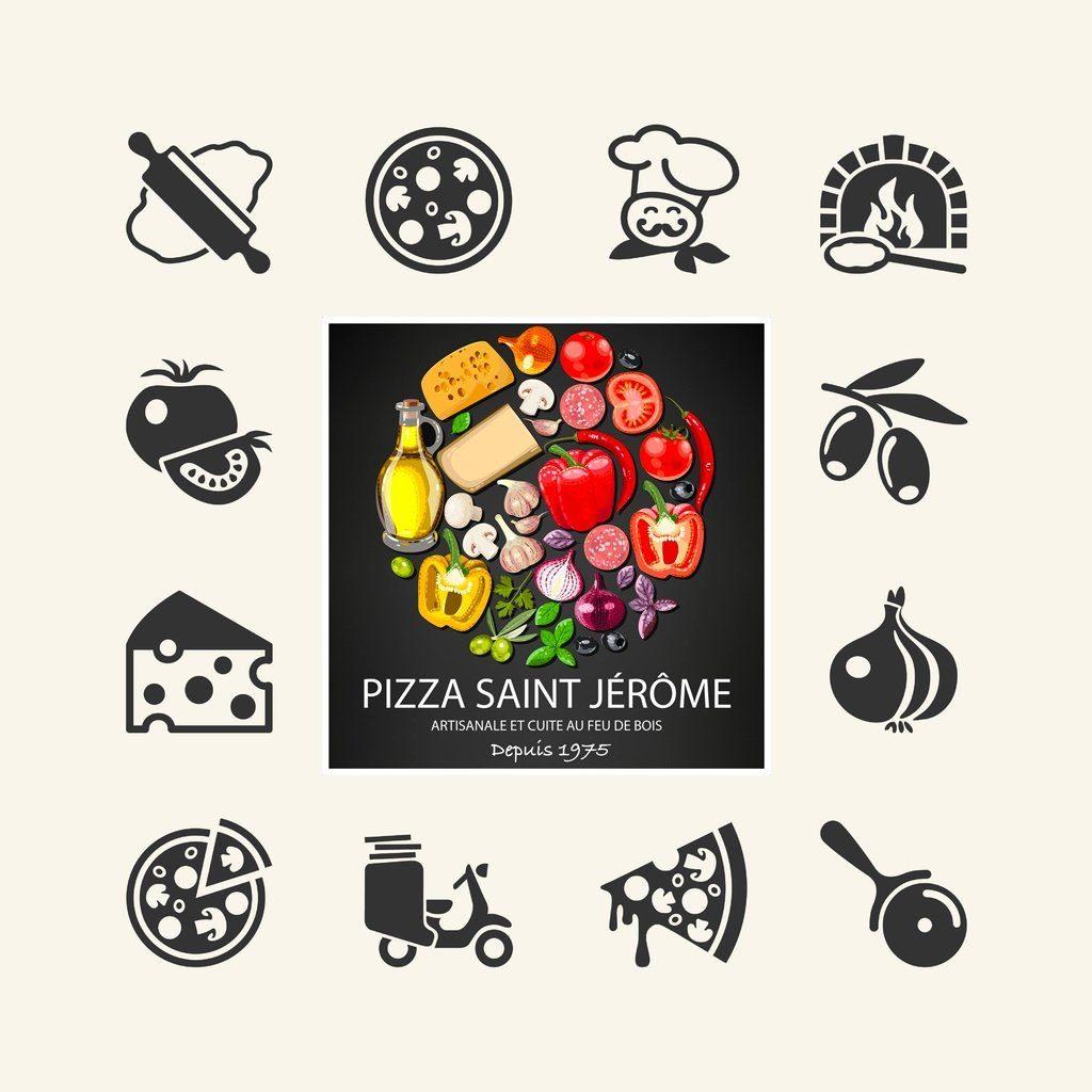 Pizza Saint Jerome Aix 🇫🇷